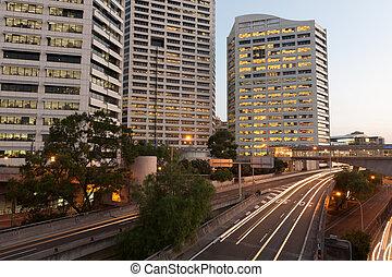 Sydney urban scene