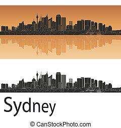 Sydney V2 skyline