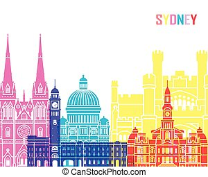 Sydney V3 skyline pop