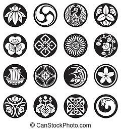 sydost, design, asien