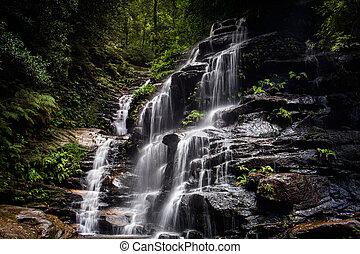 Sylvia Falls Blue Mountains