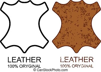 Symbol 100% Leather Product