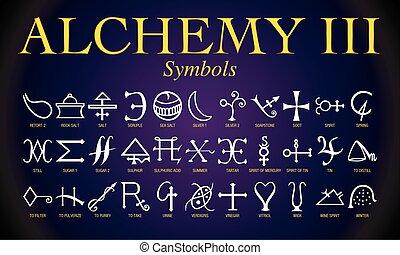 symbol, alchymie, dát