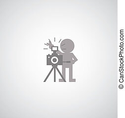 symbol, aparat fotograficzny