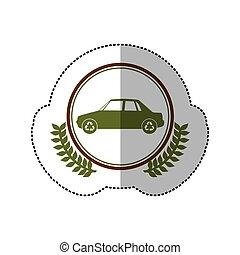 symbol cars care environment image