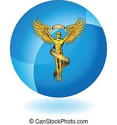 symbol, chiropraktik