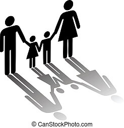 symbol, familie