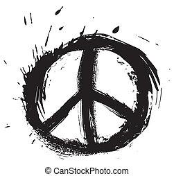 symbol, frieden