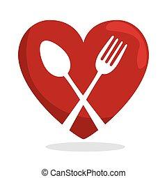 Herz Essen