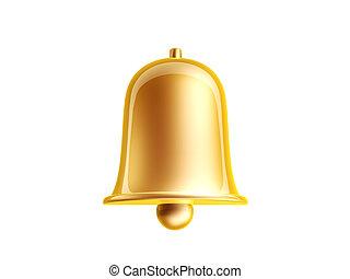 symbol, goldglocke