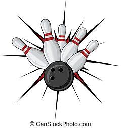 symbol, gra w kule