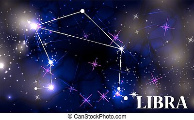 Symbol Libra Zodiac Sign. Vector Illustration. - Symbol...