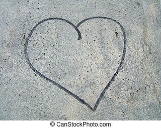symbol, liebe