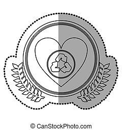 symbol love environment care image