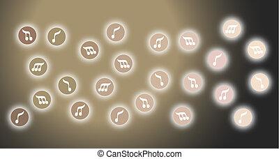 Symbol music