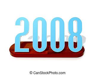 Symbol of 2008