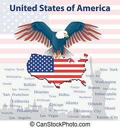Symbol of America - eagle