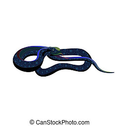 Decorative snake