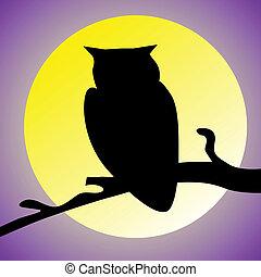 Symbol of night
