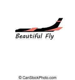 Symbol of plane