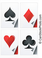 symbol of playing cards