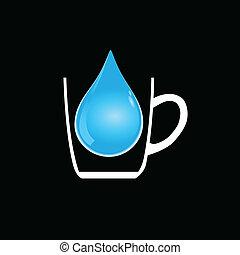 Symbol of water