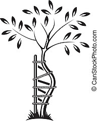 symbol, ortopedi, traum