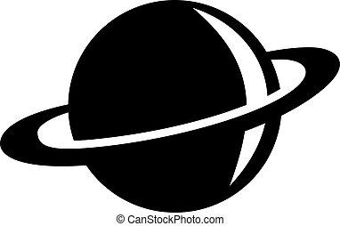 symbol, saturn