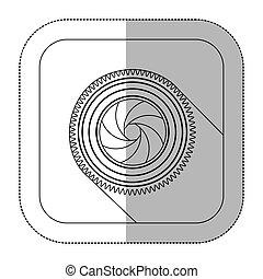symbol short film icon