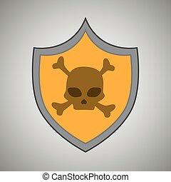 symbol skull bones data