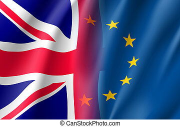 Symbol United Kingdom is EU member.