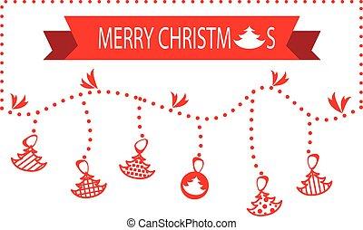 symbol, vánoce kopyto