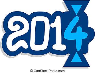 symbole, 2014
