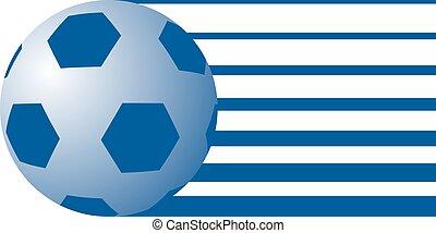 symbole, boule football
