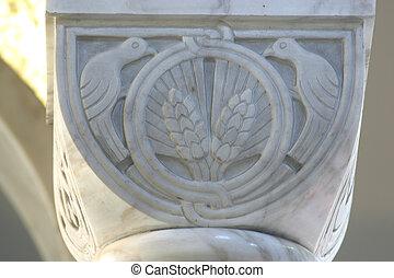 symbole, de, les, eucharistie