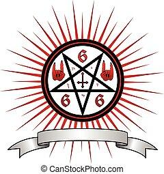 symbole, diable