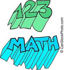 symbole, math