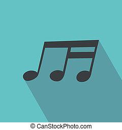 Symbole, musique