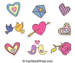 symbole, objet, amour