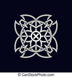 symbole, sacré, abstact
