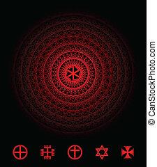 symbole, sacré