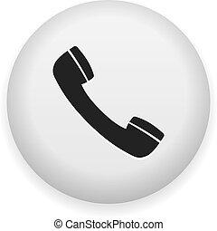symbole, téléphone