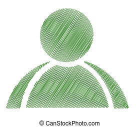 symbole, utilisateur