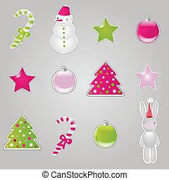symbolen, communie, kerstmis
