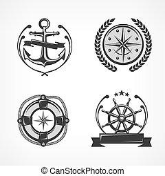 symbolen, nautisch