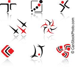 symbolen, set