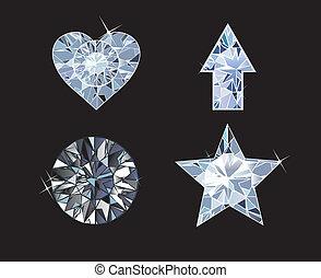 symboles, diamant