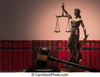 symboles, droit & loi