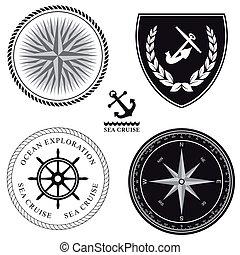 symboles, maritime