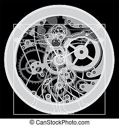 symboles, temps